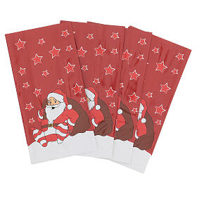 Advent Calendar bags and stickers 20x10 cm s3