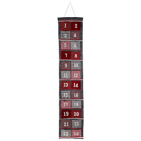 Fabric Advent Calendar 170 cm s1