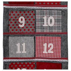 Fabric Advent Calendar 170 cm s2
