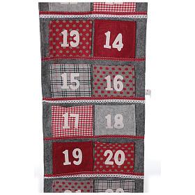 Fabric Advent Calendar 170 cm s3