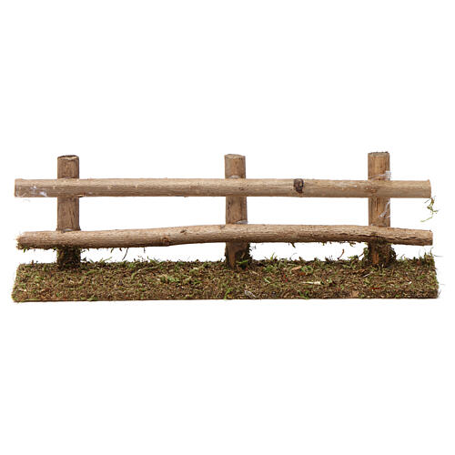Ogrodzenie z drewna 5x20x5 cm do szopek 7-8 cm 1