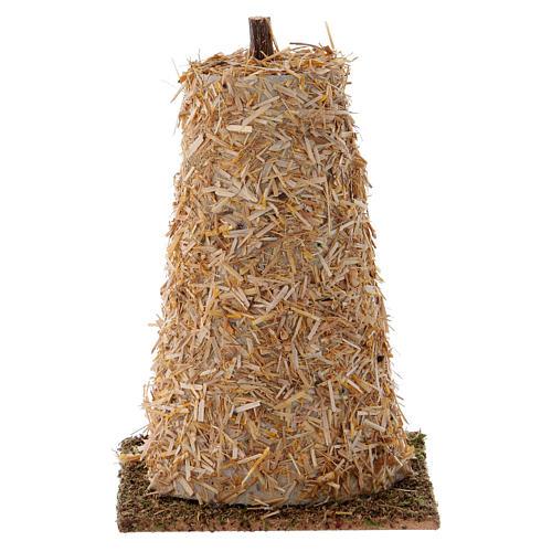 Haystack for Nativity Scene 20x10x10 cm 1