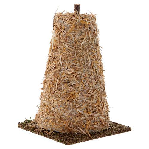Haystack for Nativity Scene 20x10x10 cm 2