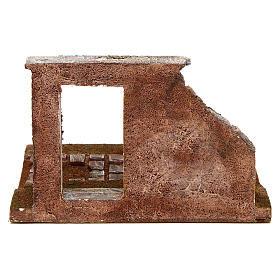 Joinable road with door for Nativity Scene 10 cm s4