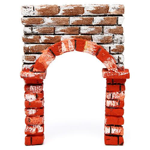 Arco belén de poliestireno 25x15x5 cm 1
