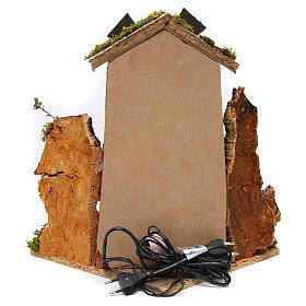 Windmill 35x25x30 cm for Neapolitan Nativity Scene s4