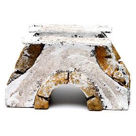Bridge for Nativity Scene 10x15x10 cm for Neapolitan Nativity Scene s4