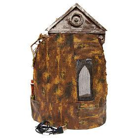 Temple 55x35x20 cm for Neapolitan Nativity Scene s4