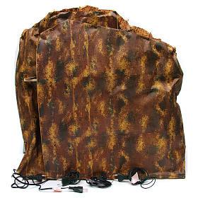 Aldea para belén napolitana 65x70x65 cm s4