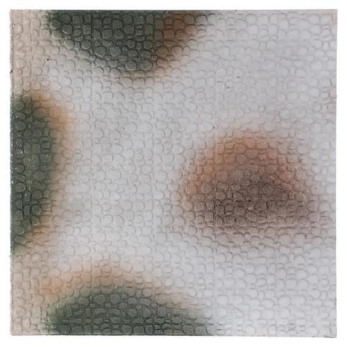 Base 1x50x50 cm de corcho para belén árabe 10 cm de altura media 1