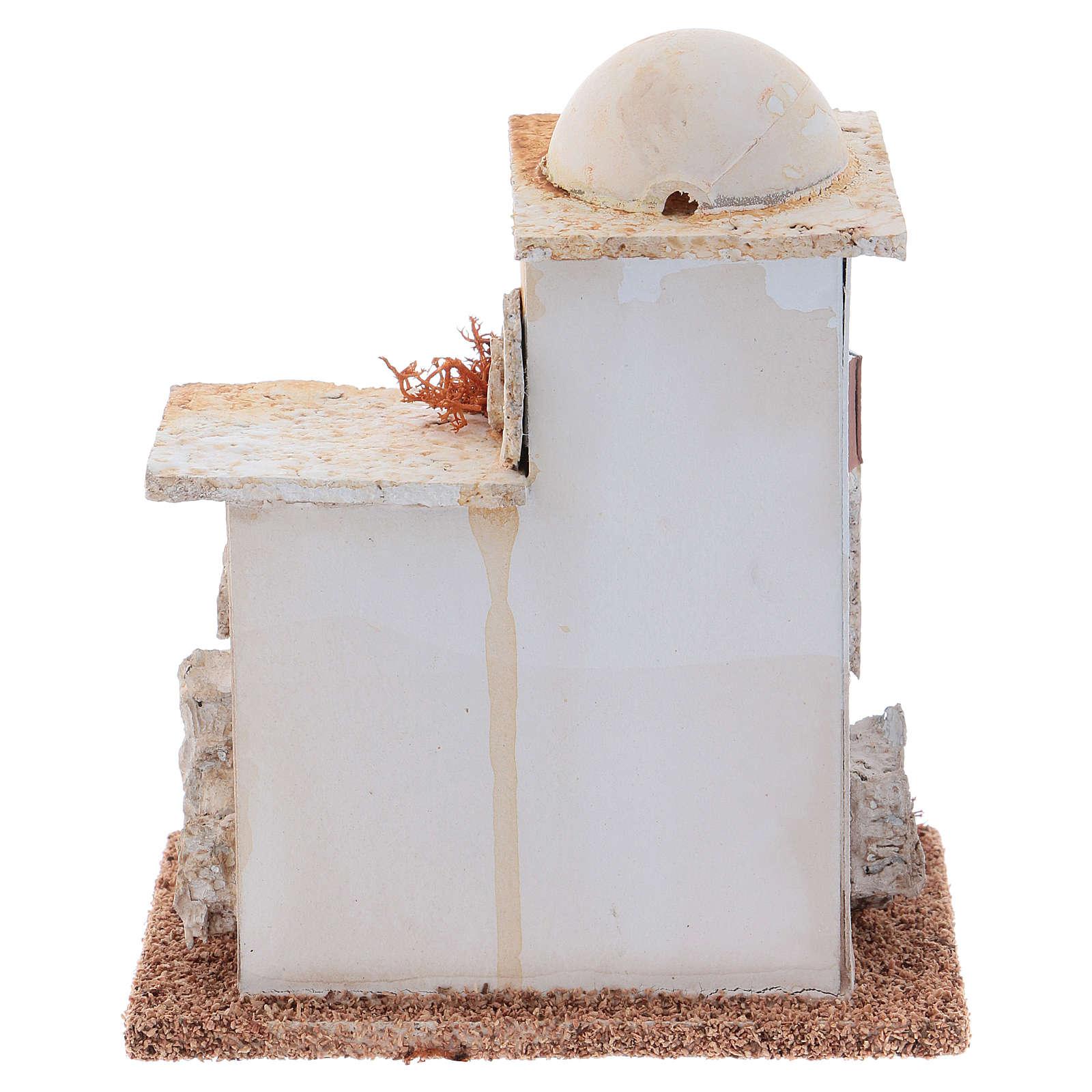 Minarete para belén 10x10x10 cm 4