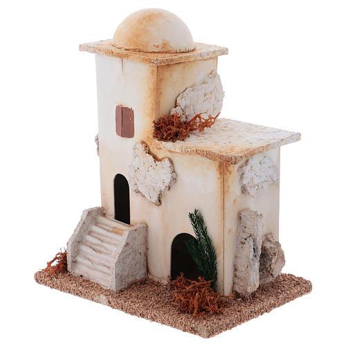 Minarete para belén 10x10x10 cm 2