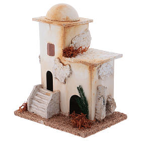 Minaret pour crèche 10x10x10 cm s2