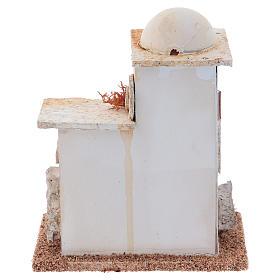 Minaret pour crèche 10x10x10 cm s4