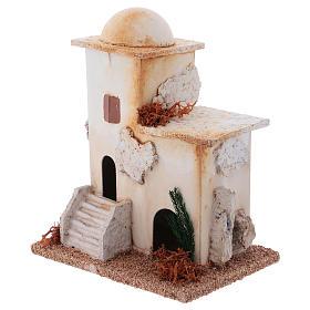 Minareto per presepe 10x10x10 cm s2
