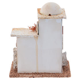 Minareto per presepe 10x10x10 cm s4