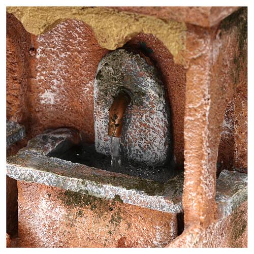 Brunnen für Krippe 20x15x15cm 2