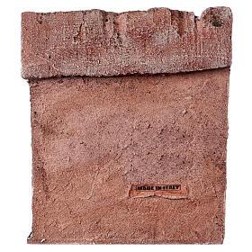 Poissonnier maisonnette pour santons 10-11 cm 20x17x14,5 cm s4