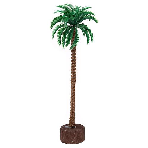 Grafted palm tree figurine 20 cm, for 10-11 cm nativity 1