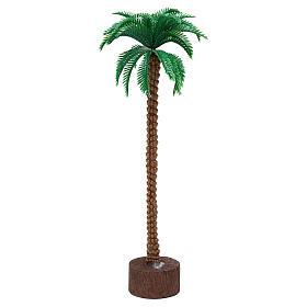 Palma base ad innesto 20 cm per presepe 10-11 cm s2