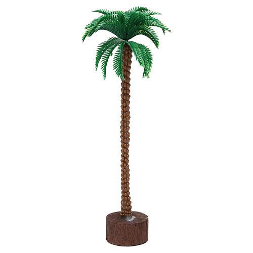 Palma base ad innesto 20 cm per presepe 10-11 cm 2