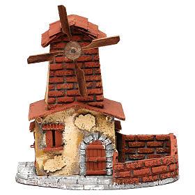 Windmill for Neapolitan Nativity Scene 4 cm s1