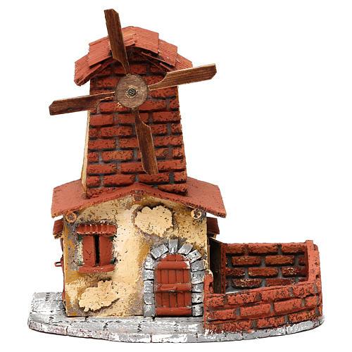 Windmill for Neapolitan Nativity Scene 4 cm 1
