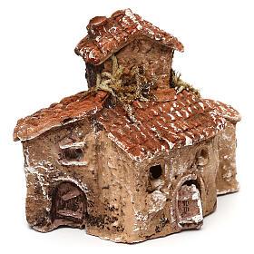 Miniature village 10x10x5 cm for 3-4 cm Neapolitan nativity s3
