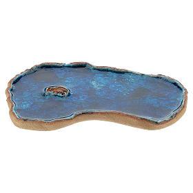 Lago cerámica 5x20x10 cm s1