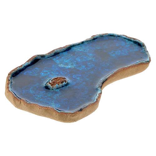 Lac céramique 5x20x10 cm 2
