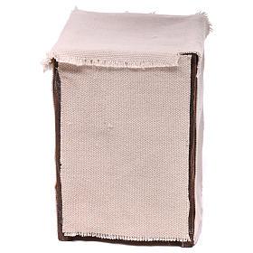 Teatrino 10x10x10 cm per presepe di 10 cm  s3