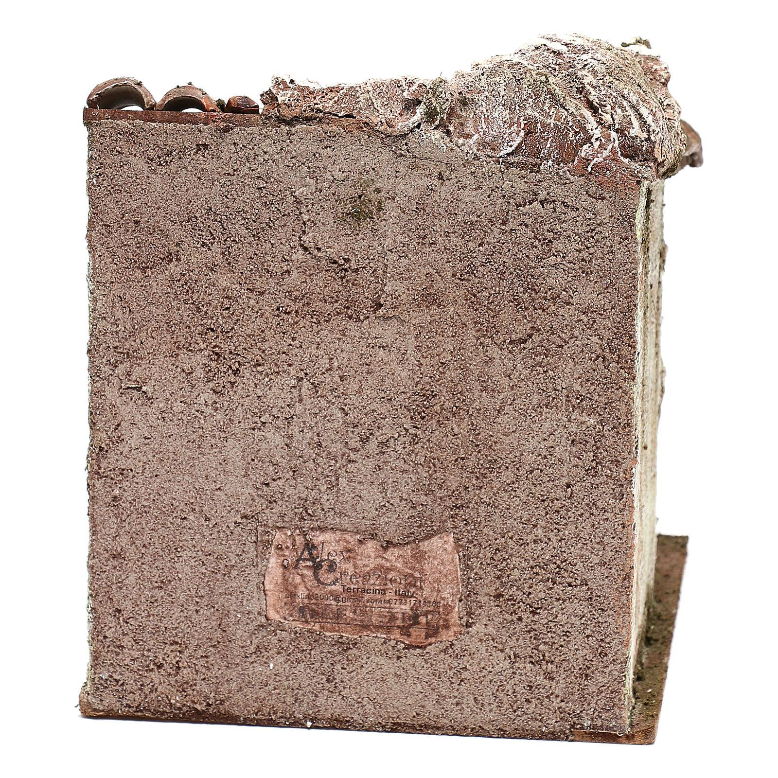 Ambientación taberna 15x15x15 cm para belenes 10 cm 4