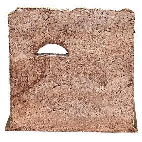 Décor pour cireur 20x20x15 cm crèche 10 cm s4