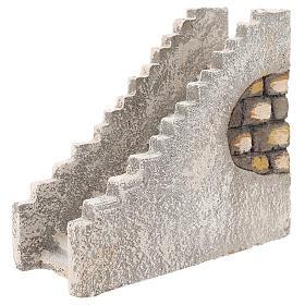 Staircase for Neapolitan Nativity Scene of 10 cm s2