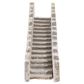 Escalera para belén napolitano de 10 cm s1