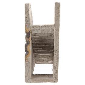 Scalinata per presepe napoletano di 10 cm s4
