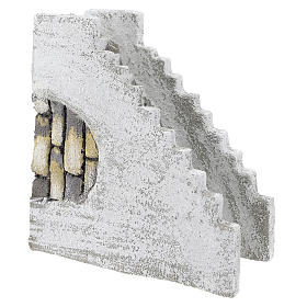 Scala dritta per presepe napoletano di 8 cm s3