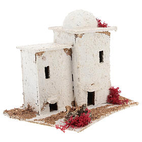 Miniature house Arab style, for 6 cm Neapolitan nativity s4