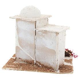 Miniature house Arab style, for 6 cm Neapolitan nativity s5