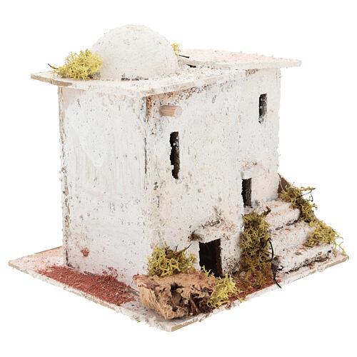 Arabian house with steps, for 6 cm Neapolitan nativity 3