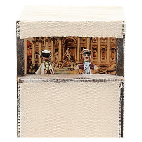 Puppet theatre for 12 cm Nativity scene s2