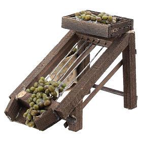 Colatore di olive per presepe napoletano di 6-8 cm s2