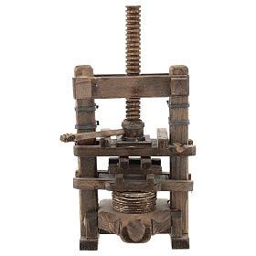 Garlic press for Neapolitan Nativity Scene of 6-8 cm s1