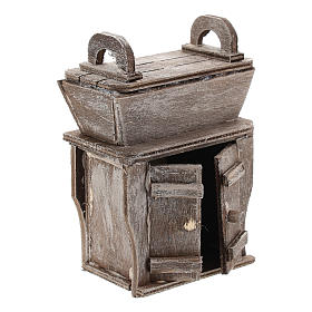 Cupboard with piece of furniture for Neapolitan Nativity Scene of 6-8 cm s3