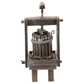 Cheese press for Neapolitan Nativity Scene of 6-8 cm s4