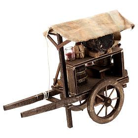 Wine maker cart for Neapolitan Nativity Scene of 6-8 cm s4
