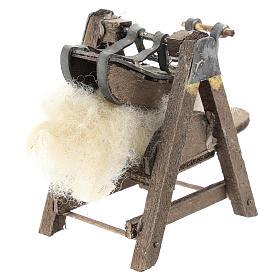 Woolen wrap for Neapolitan Nativity Scene of 6-8 cm s3