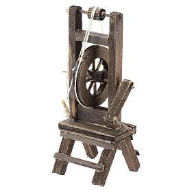 Spinner for Neapolitan Nativity Scene of 6-8 cm s2