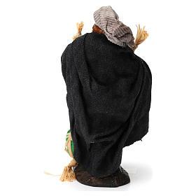 Uomo con angurie per presepe napoletano di 8 cm s6