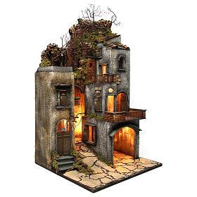 Farmhouse for Nativity Scene 87x50x51cm s3